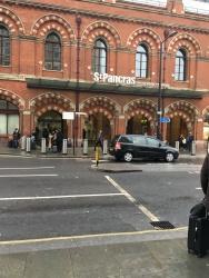 King Cross St Pancras International