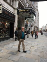 Simpsons On The Strand