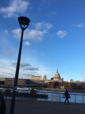 Yes London Does Get Blue Skies