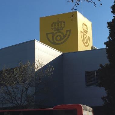 Spanish Post Office Logo