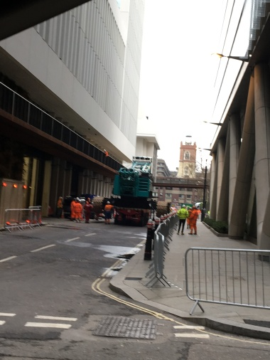 Crossrail continues apace