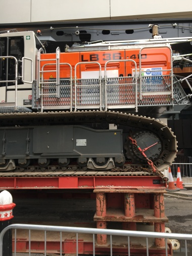Crossrail Monster Is Back Again