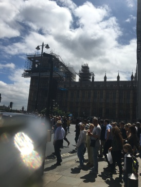 Nor at Palace of Westminster