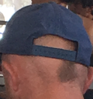This is what a head goatee looks like....