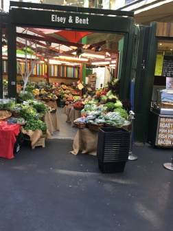Borough Market My Favourite Fruit & Veg Store