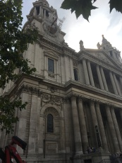 St Paul's Getting A Clean