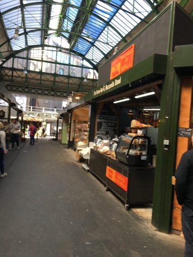 Borough Market - When I crave mozzarella