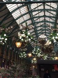 Who can resist Covent Garden